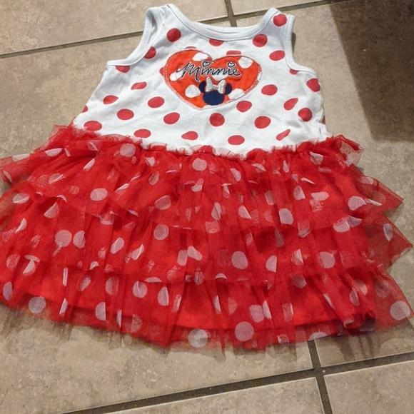 🍀Disney Dress Size 18m